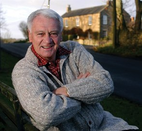 Sir Bobby Robson (photo kindly provided by North News)