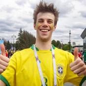 Our first fundraiser Ed Sara-Kennedy runs the Cologne marathon for the Josephine Sara Foundation