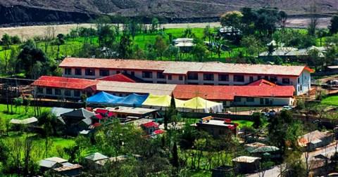 New MDAUK Hospital: Muzaffarabad