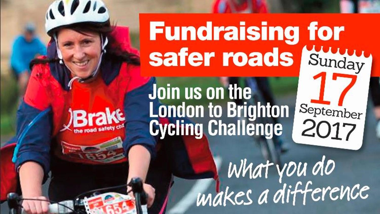 London To Brighton Cycle 2017 >> London To Brighton Bike Ride September 2017 Justgiving