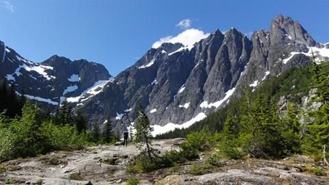 Strathcona National Park Vancouver Island