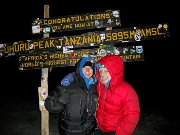Mt Kilimanjaro 2010