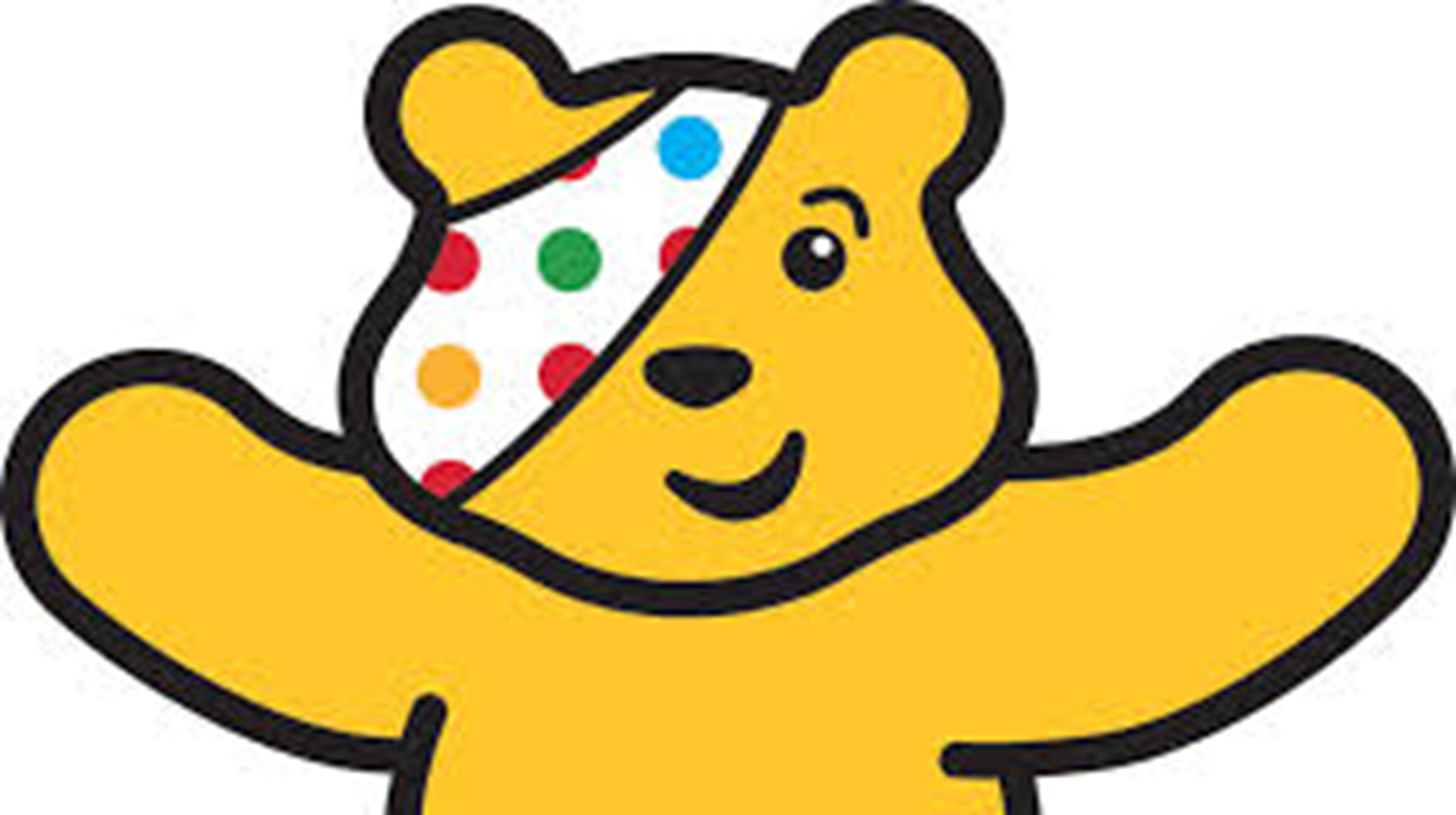 Anthony James is fundraising for BBC Children in Need
