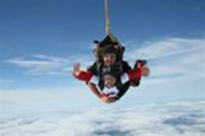 Skydiving for the Haven Breast Cancer Charity