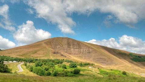 Mam Tor Peak