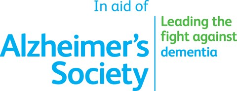 We are so thrilled to be supporting Alzheimer's Society