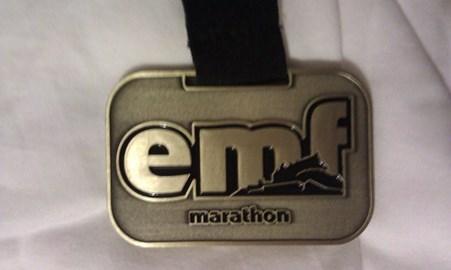 Edinburgh Marathon 2011