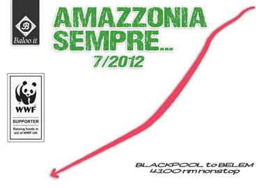 Amazzonia Sempre... supporting WWF