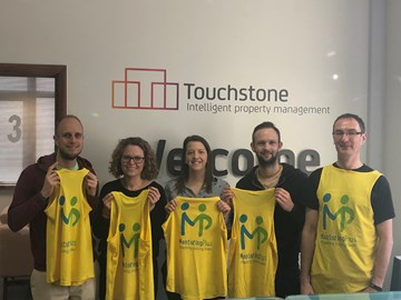 Team Touchstone (Missing Sarah and Caroline)