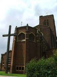 East End - Guildford Cathedral