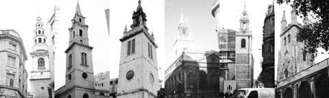 City Churches Tour