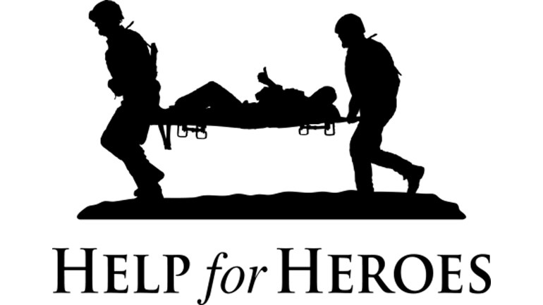 Paul Packer is fundraising for Help for Heroes