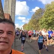 Seasoned half marathon runner Tony Cooper from Howdens joins team #Run4QEST