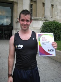 2011 10k run, want to do 5k sponsored one real soon......