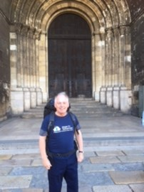 Start of the Walk in Lisbon