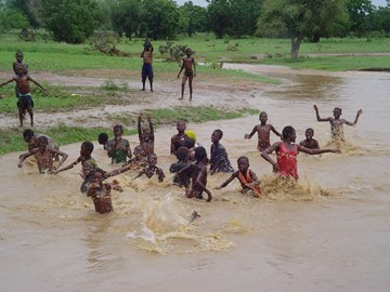Burkina Faso Exposure to Schistosomiasis
