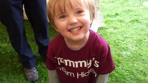 Joe - a very cheeky 3 year old!