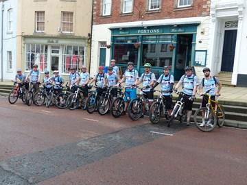 The Team in Berwick-upon-Tweed