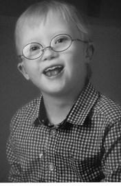 James - Aged 6.