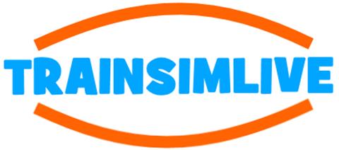 TrainSimLive Logo
