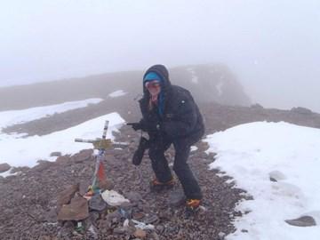 Mt. Aconcagua 2012