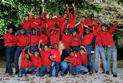 Happy Khayalethu Home Resdents