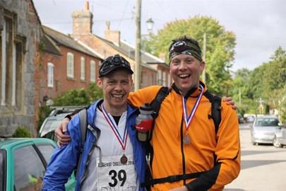 Ridgeway Challenge 2010 (Finish - 87mi)