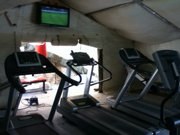 The treadmill in question
