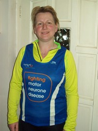 Claire wiseman is fundraising for motor neurone disease for Motor neurone disease support