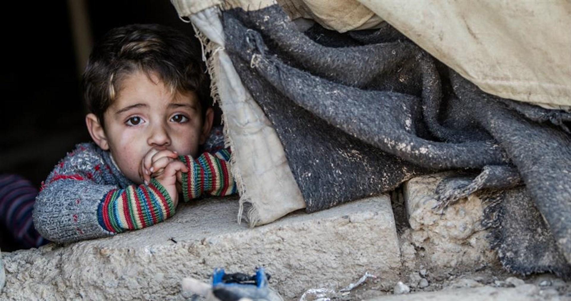 Resultado de imagem para niños siria