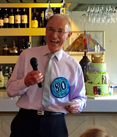 Martins 80th Birthday