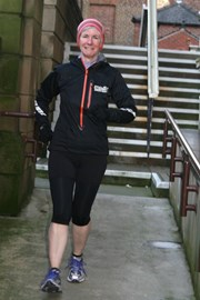 Julie training 2