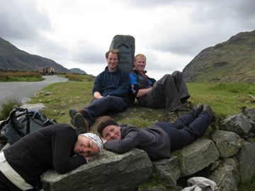 3 peaks all done!