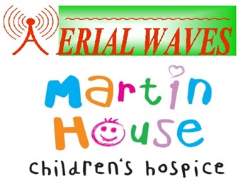 Aerialwaves chosen charity Martin house
