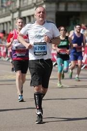 Brighton Marathon - almost there!