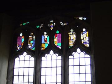 St Mary's North Aisle, east window