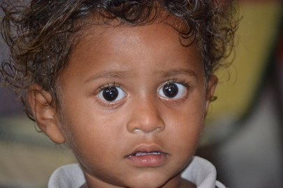 An IREF orphan