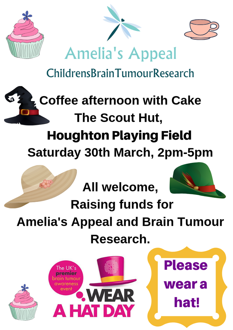 4250f8f84dc Tracey Sellens is fundraising for Children's Brain Tumour Research Centre -  University of Nottingham