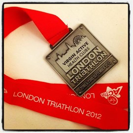This will be an Outlaw medal on 08.07.13