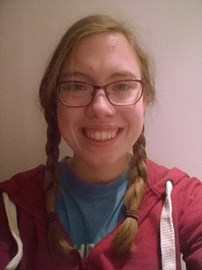My mum plaited my hair last week, last chance for a while!