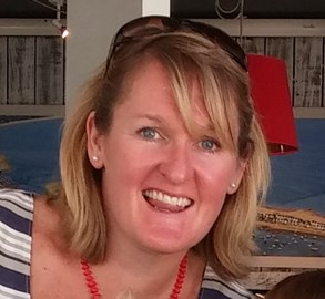 Claire taught maths locally at Glenmoor, Lychett and St Peter's School.