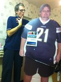 Gary Brennan , Me  and My Fat Friend
