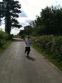 Me in Training