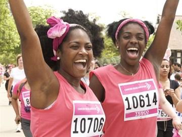 Race for Life Participants
