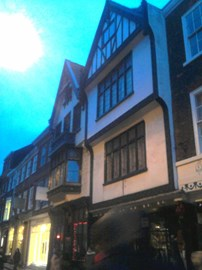 The Haunted House, York