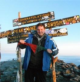 Kilimanjaro - Uhuru Peak!