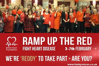 Ramp up the Red 2014