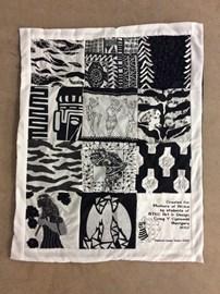 Many Thanks to BTEC Art & Design Students, Coleg Y Cymmoedd