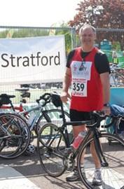 Stratford Triathlon 2010