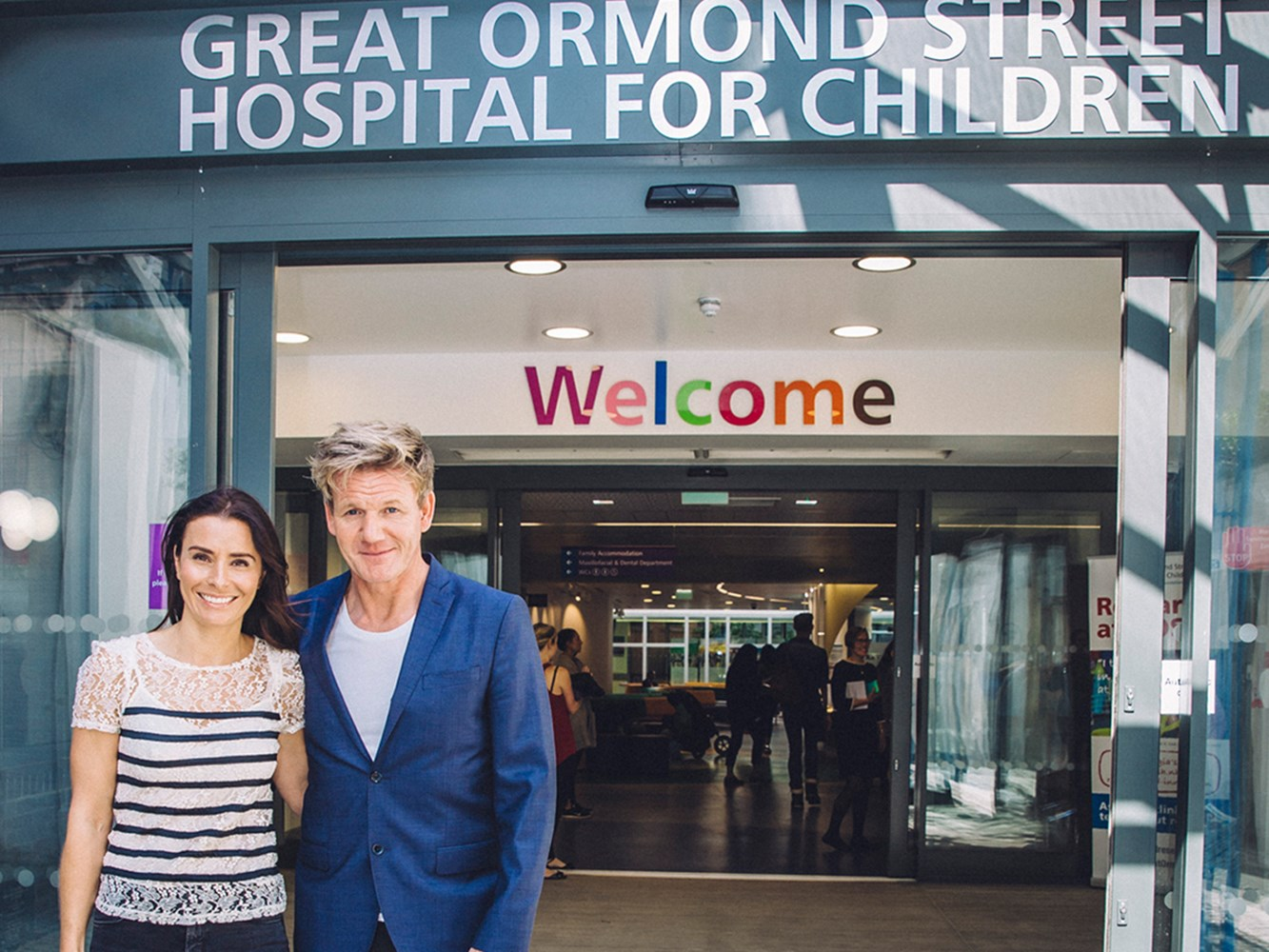 Join The Great Ormond Street Hospital Children S Charity Community
